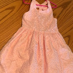 Kate Spade girls bow dresses